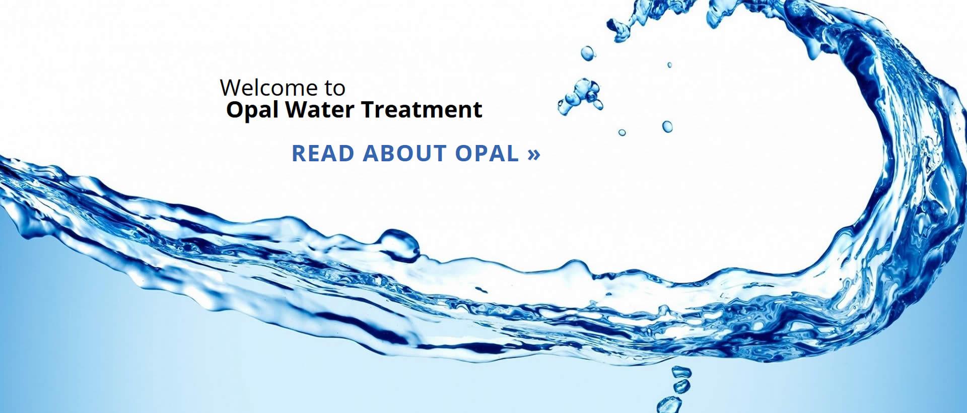 Opal Water Treatments
